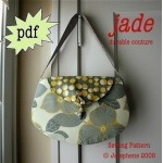 Jade Shoulder Bag by jstephens13